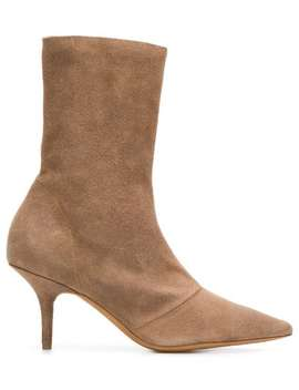 Pointed Ankle Boots by Yeezy