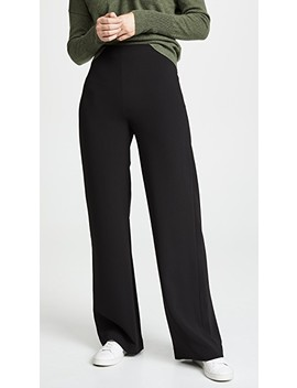 Clean Wide Leg Pants by Theory