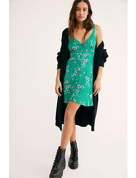 On My Mind Mini Slip by Free People
