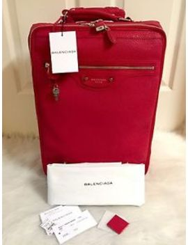 Balenciaga Cary On Luggage by Balenciaga