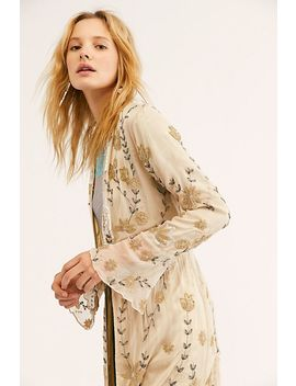 Enchanted Forest Duster by Free People