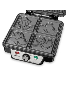 Mickey Mouse And Friends Waffle Maker   Disney Eats by Disney