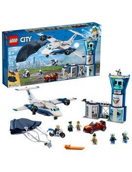 Lego City Sky Police Air Base 60210 by Lego
