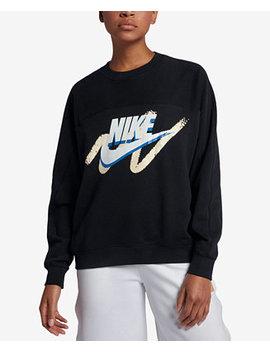 Sportswear Archive Logo Sweatshirt by Nike