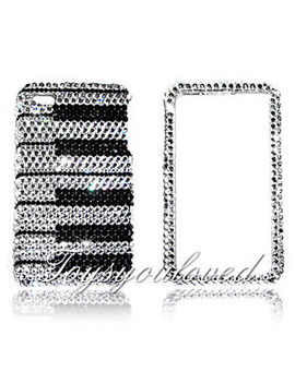 Bling Rhinestone Crystal Case For Iphone 7 4.7 Made With 100 Percents Swarovski by Iphone 7 8 4.7