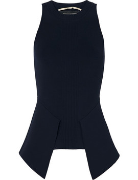 Lawrence Stretch Knit Top by Roland Mouret
