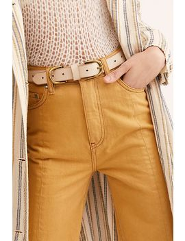 Denim Days Double Buckle Belt by Free People