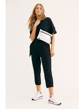Just Landed Jumpsuit by Free People