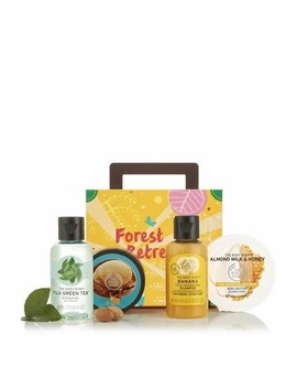 Forest Retreat Ask & Answer by The Body Shop