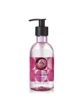 British Rose Hand Wash Ask & Answer by The Body Shop