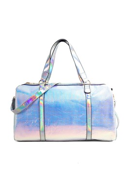 Magically Iridescent Duffle Bag by Windsor