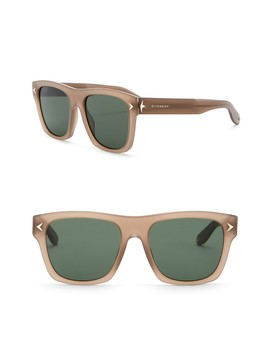 55mm Retro Sunglasses by Givenchy