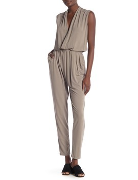 Estonia Surplice Jumpsuit by Sen