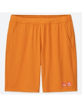 Men Kei Nishikori Dry Shorts 19 Aus by Uniqlo