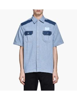 Uniform Short Sleeve Shirt by Calvin Klein Jeans