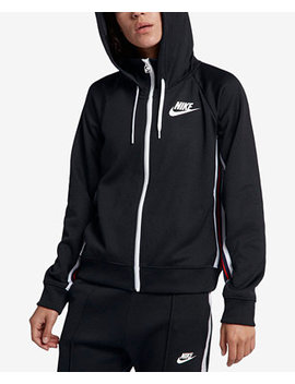 Sportswear Zip Hoodie by Nike