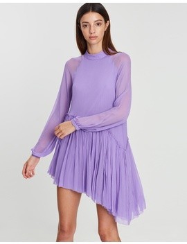 Featherweight Mini Dress by Manning Cartell
