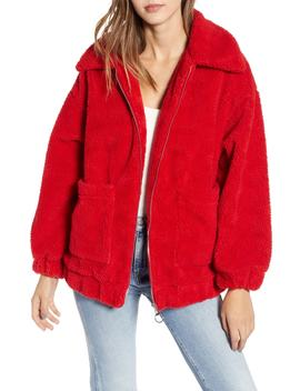 Oversized Fleece Jacket by Ten Sixty Sherman