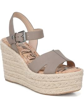 Maura Espadrille Wedge Sandal by Sam Edelman