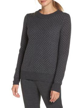 Waypoint Merino Wool Sweater by Icebreaker