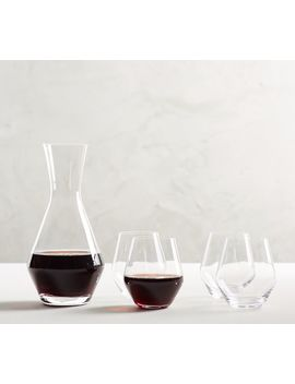 After Hours Stemless Decanter Set by Pottery Barn