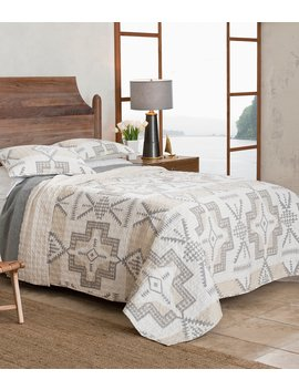 Conejos Tribal Quilt Mini Set by Pendleton