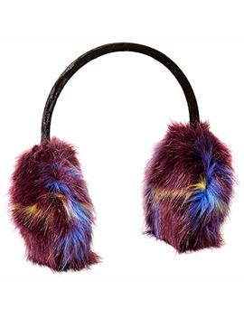 Orchid Row Women's Fashion Faux Fur Earmuff by Orchid Row