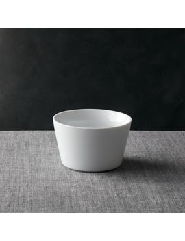 "4.5"" Dip Bowl by Crate&Barrel"
