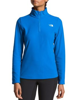 The North Face Women's Glacier 1/4 Zip Pullover by The North Face