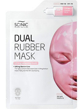 Dual Rubber Lifting Wrapping Mask by Scinic