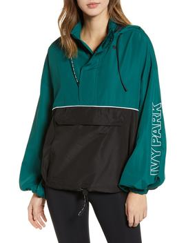 Colorblock Half Zip Pullover by Ivy Park®