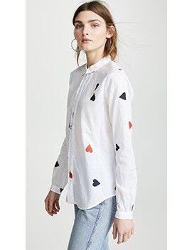 Dobby Button Down Shirt by Scotch & Soda/Maison Scotch