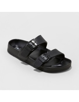 Women's Neida Eva Two Band Slide Sandals   Shade & Shore™ by Shade & Shore