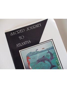 Sacred Journey To Atlantis ~ Rare Vintage by Etsy