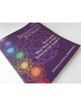 The Sevenfold Journey ~ Chakra Workbook by Etsy