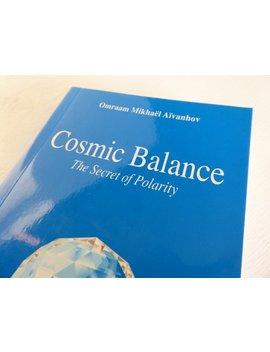 Cosmic Balance ~ Omram Mikhael Aivanhov by Etsy