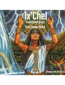 Ix Chel ~ Yoni Steam Blend ~ Traditional Mayan Vaginal Steam Blend ~ Herbal Supplement ~ Divine Feminine Medicine ~ Natural Beauty by Etsy