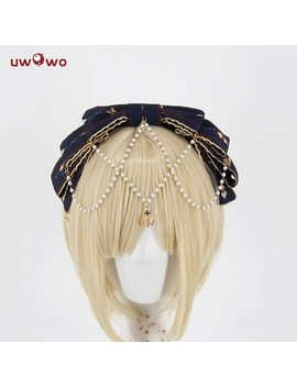 Uwowo Original Design Coronation Of 18 Brumaire Accessories Women Lolita Dress Accessories Cosplay Costume Accessory by Wowo U