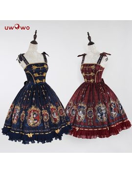 Uwowo Original Design Coronation Of 18 Brumaire Jsk Dress Women Lolita Dress Cosplay Costume Cute Girl Cosplay Costume by Wowo U