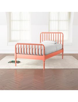 Jenny Lind Coral Bed by Crate&Barrel