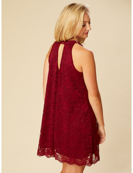 Altar'd State Calliel Mix Dress by Altar'd State