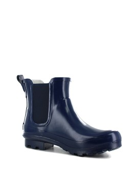 Classic Chelsea Navy Rain Boot by Western Chief