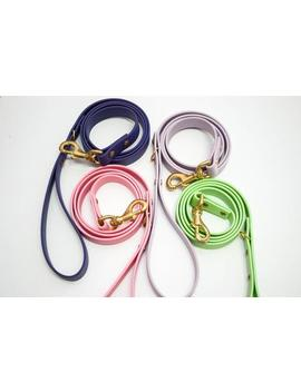 Waterproof Dog Leash Any Colour by Etsy