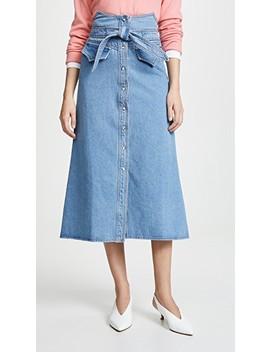 Alma Skirt by Nanushka