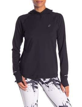 Thermopolis Hoodie Tee by Asics