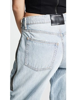 Contra Oversized Jeans by Denim X  Alexander Wang