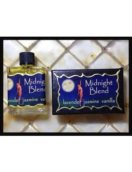 Midnight Blend Perfume Oil by Etsy