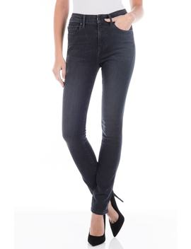 Cher High Waist Slim Jeans by Fidelity Denim