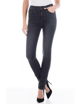 Cher High Waist Slim Jeans by Fidelity Denim