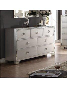 Rosdorf Park Isai 7 Drawer Double Dresser & Reviews by Rosdorf Park